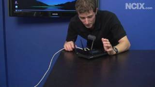 Powerline vs Wireless vs Ethernet Networking (NCIX Tech Tips #52)(http://www.ncix.com/search/?categoryid=0&q=powerline In this episode, Linus is on a mission to find out the best method to get internet connected to his new ..., 2009-10-05T06:27:22.000Z)