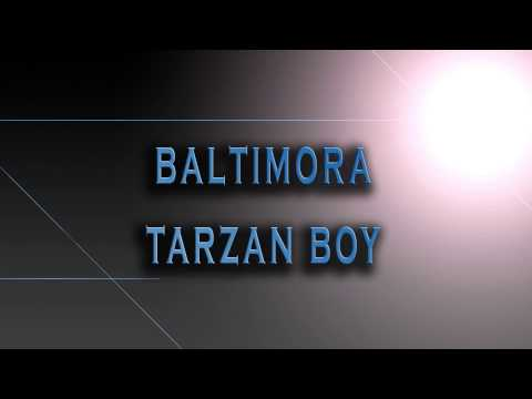 Baltimora - Tarzan Boy [HD AUDIO]
