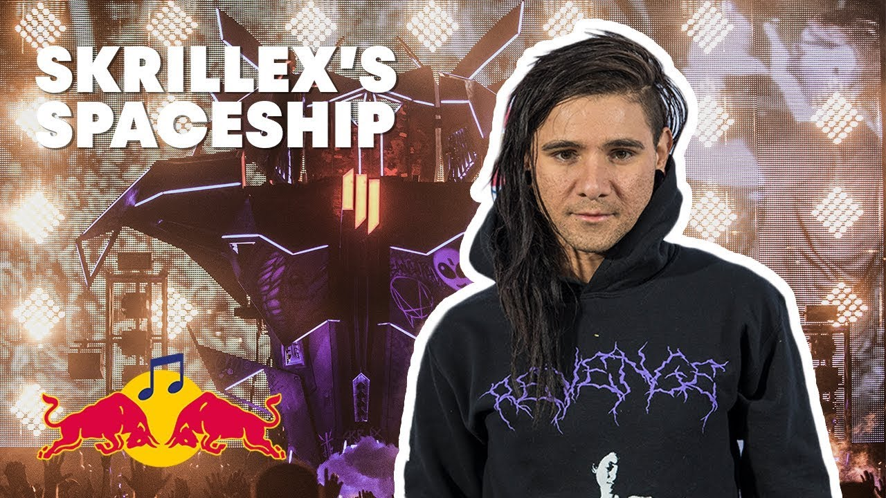 Red Bull Wallpaper Hd Iphone Let S Make A Spaceship Skrillex Documentary Youtube