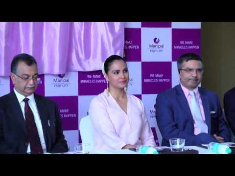 Manipal Fertility Brand Launch