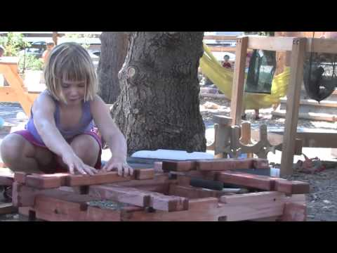Construction Activities for Preschoolers & Toddlers with Timber Stackers