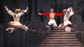 Schiaccianoci - Danza russa - Trepak