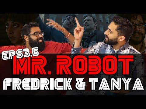 Mr. Robot - 3x7 Fredrick & Tanya - Reaction