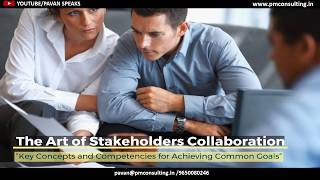 WORKSHOP V - FLYERS : The Art of Stakeholders Collaboration