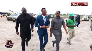 FULL VIDEO: Alichokifanya Diamond Mbele ya Rais Magufuli