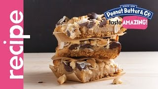 Peanut Butter Magic Cookie Bars Recipe