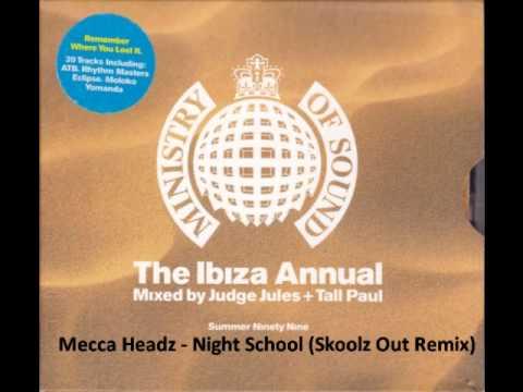 Mecca Headz - Night School (Skoolz Out Remix)