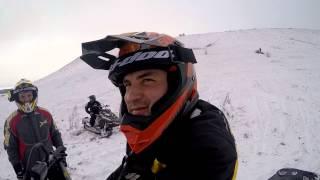 Школа горного вождения снегохода Экстрим клуб