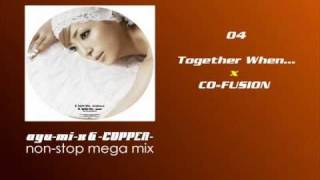 "ayumi hamasaki - ""ayu-mi-x 6 -COPPER-"" non-stop mega mix Part 1"