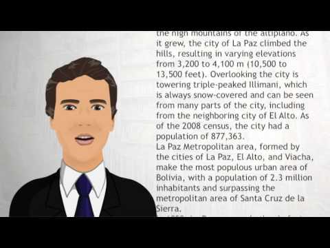 La Pazadministrative - Wiki Videos