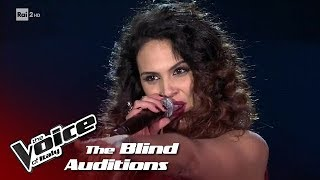 """Graziana Campanella """"I Miss the Misery"""" - Blind Auditions #2 - The Voice of Italy 2018"""