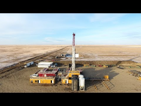Deep Earth Energy Production Well 1, Torquay, Saskatchewan