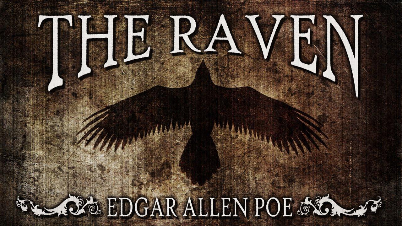 the raven edgar allan poe classic horror halloween scary the raven edgar allan poe classic horror halloween scary stories creepypastas chilling tales