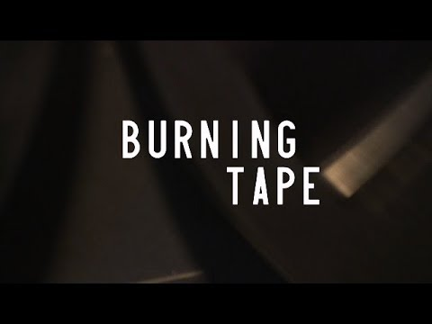 Ambra Mattioli BURNING TAPE full movie. Dreaming of David Bowie. (IT/EN)