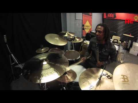D-Mile Free Form Drum Solo