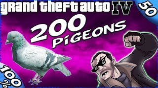 GTA IV - ALL 200 Flying Rat Locations [100% Walkthrough]