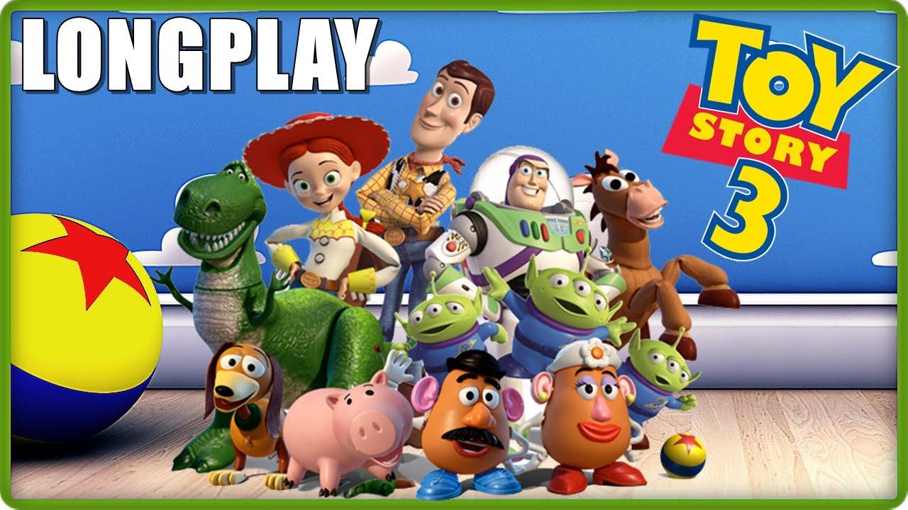 Toy Story 3 Xbox 360 | Completo Espau00f1ol | Longplay Playthrough [001] - YouTube