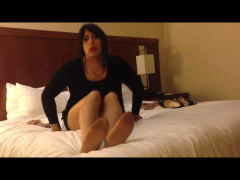 Tranny Nylon Video 44