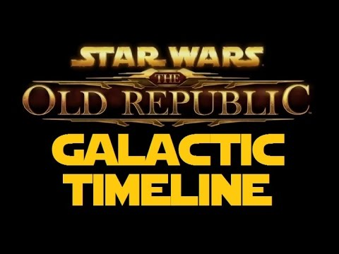 Star Wars: The Old Republic - Galactic Timeline - Records 1 - 12
