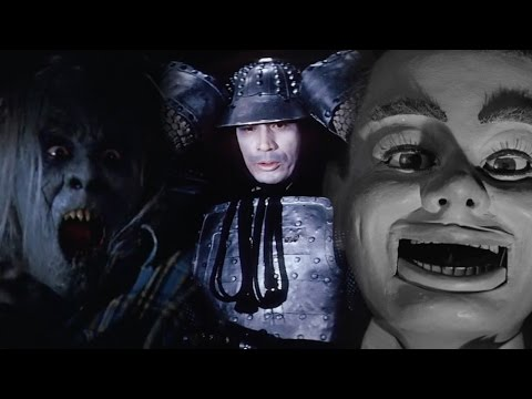 Top 10 Anthology Horror Films