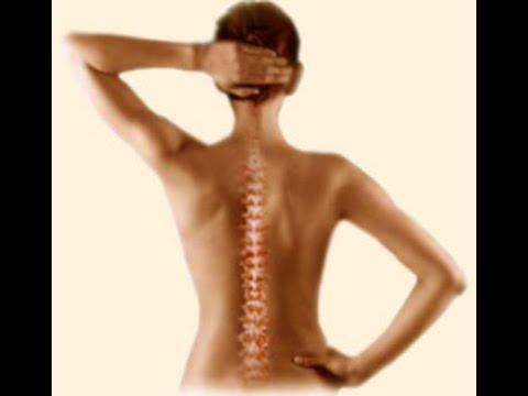 Спина болит чуть ниже лопаток