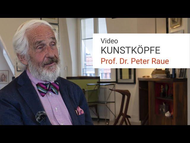 Prof. Dr. Peter Raue: Alle Kunst-Highlights gehen an Berlin vorbei