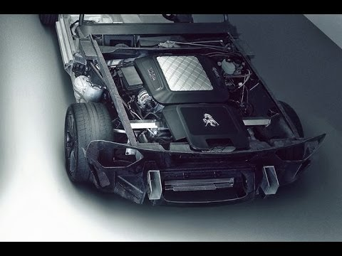 Equus Bass 770 REAL POWER Under this Hood