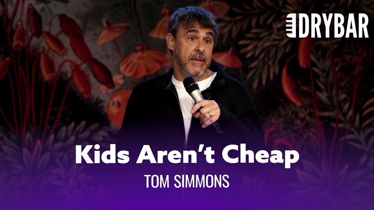 Children Will Financially Ruin You. Tom Simmons - Full Special