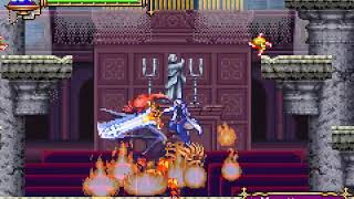 CASTLEVANIA ARIA OF SORROW - BOSS 2 MANTICORE