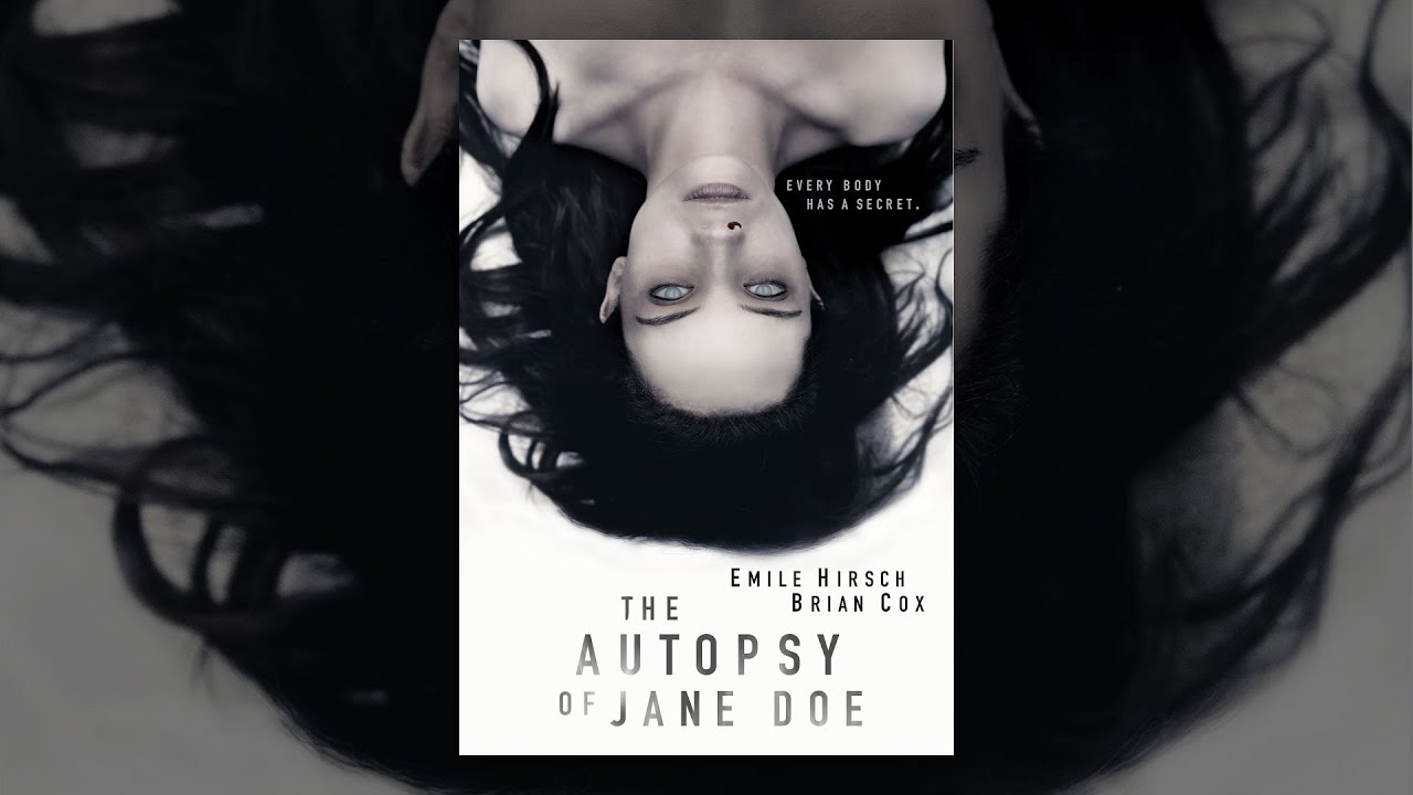 Download The Autopsy of Jane Doe