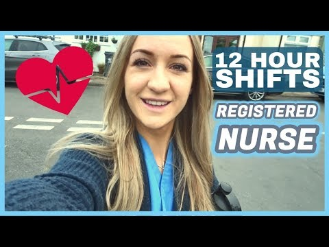 A Day In The Life Of A Nurse | My Shift Routine