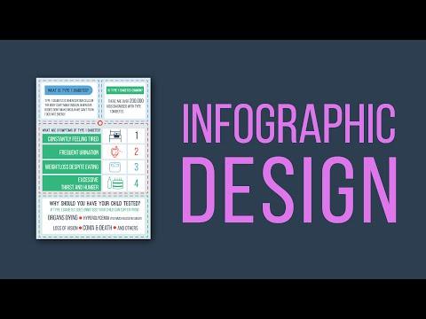 Illustrator Tutorial - Flat Infographic