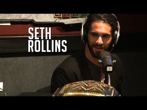 "WWE Champion Seth Rollins Talks Summer Slam, Breaking Cena's Nose & Plays ""You're A Liar"""
