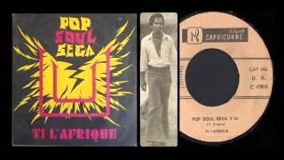 Ti L'Afrique : pop soul séga