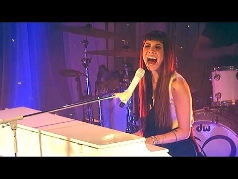 Christina Perri - 'Arms' Live St. Pete, FL