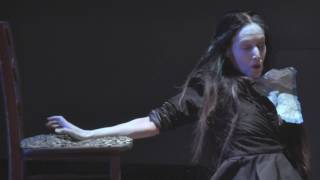 Navel - Tabur by Maya Dunsky. Live music: Etty BenZaken