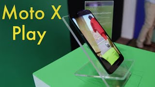 Moto X Play First Impressions