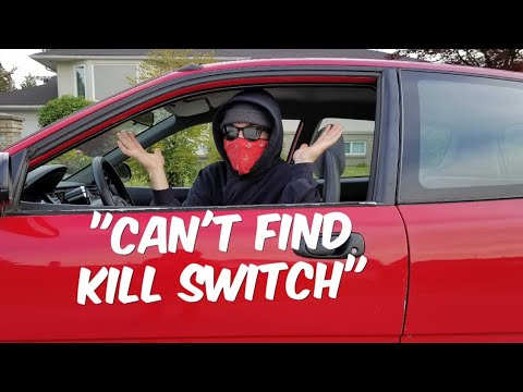 NEVER Have Your Car Stolen - #1 Anti-Theft Method