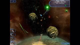 Haegemonia beautiful effect RTS space game PC
