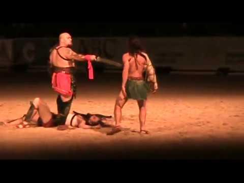 CANAL SEVILLA RADIO - SICAB - gladiadores