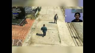 Gta 5 Trainer used Really AWESOME SHOULD WATCH