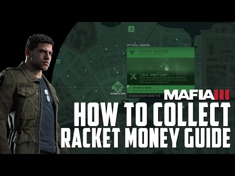 Mafia 3 - How to Collect Racket Money (Kickback) Guide