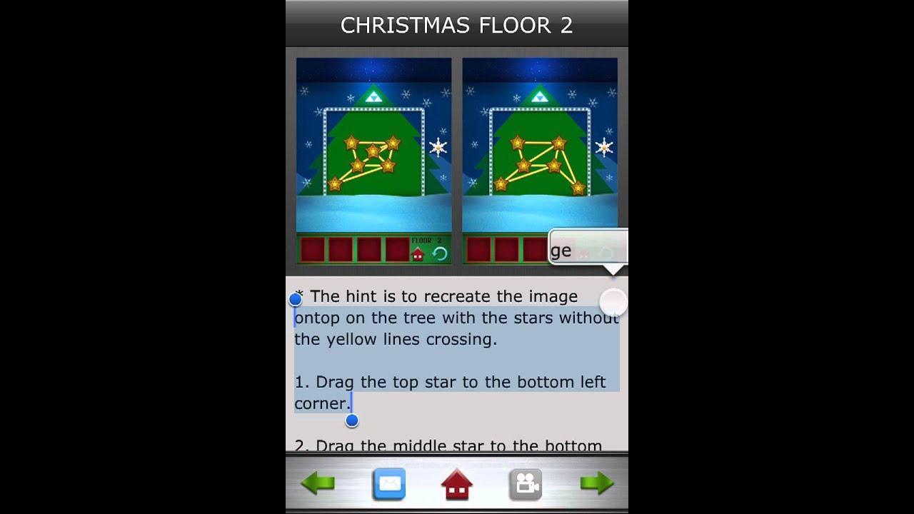 100 Floors - Level 2 - Christmas Special - Solution - YouTube