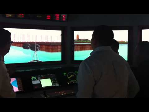 Yacht Captain Simulation Training