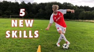 5 NEW SKILLS FOR YOU TO LEARN!