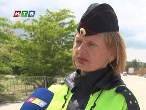 ТРК ИТВ: В ГИБДД республики ищут родителей, перевозящих детей без автокресла