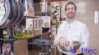 Thomas vous présente les poêles et casseroles Demeyere