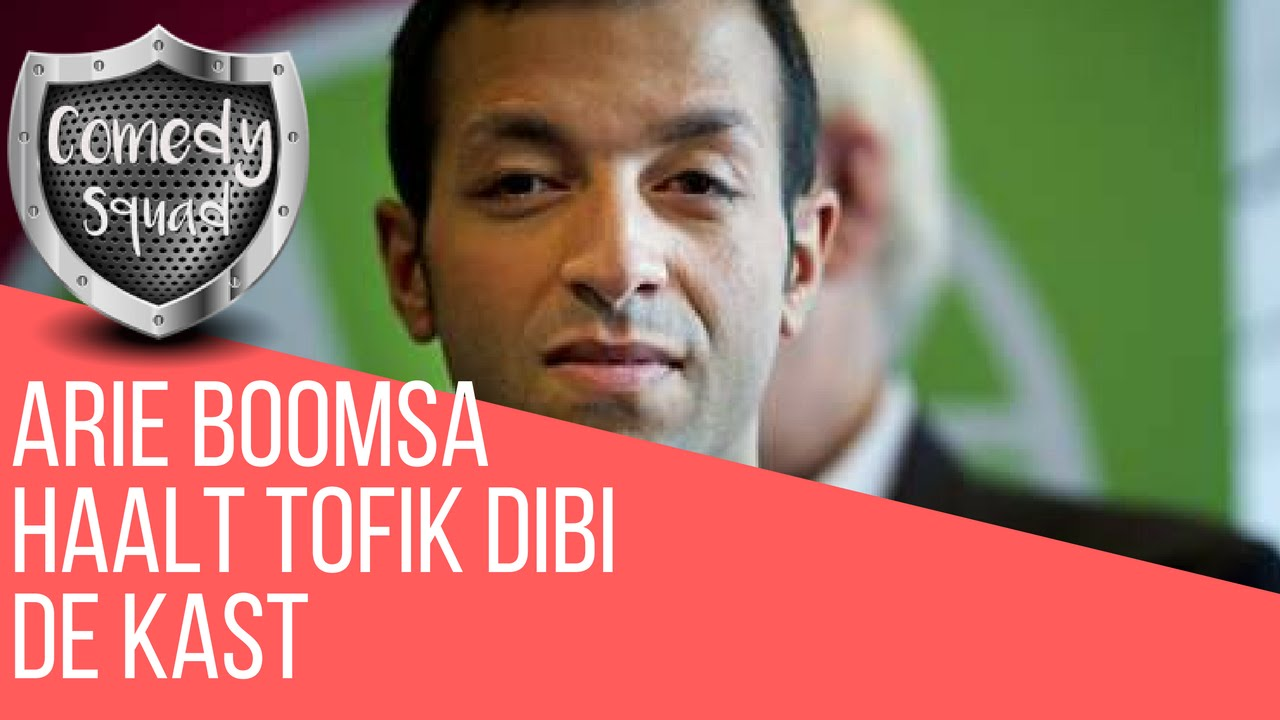 Newsfuck Tofik Dibi Eindelijk Uit De Kast