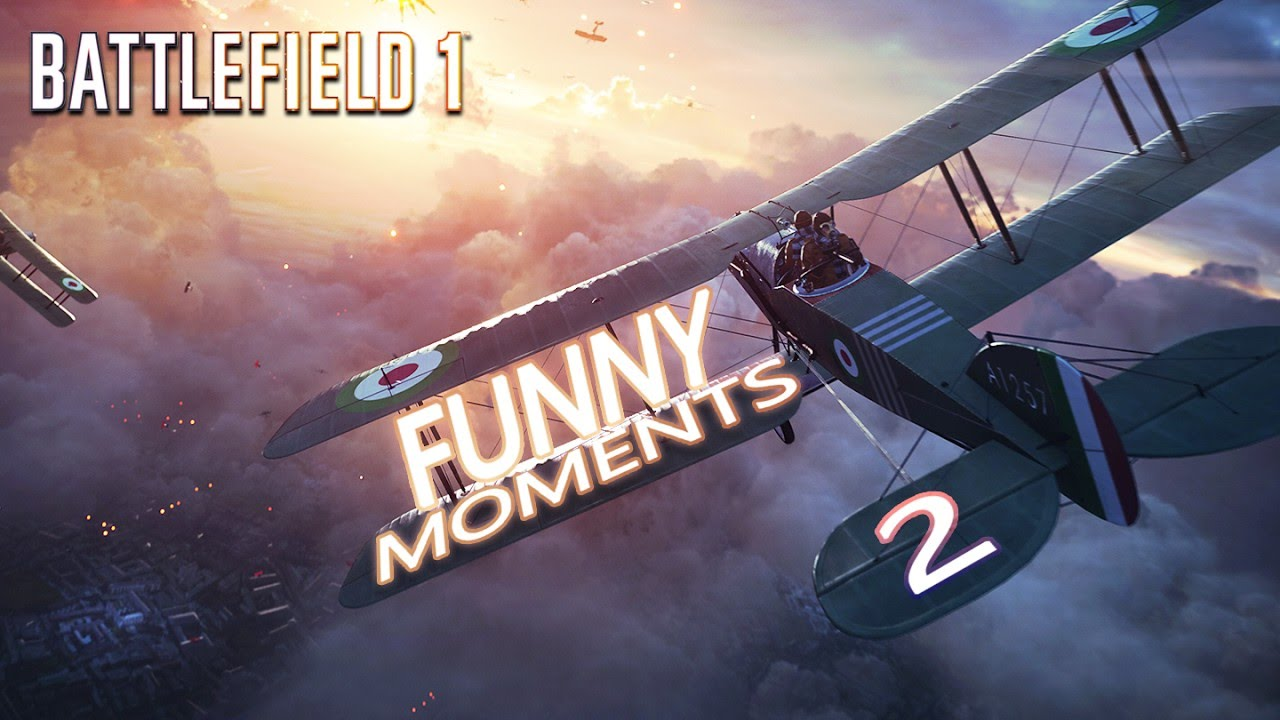 Battlefield 1 Funny Moments ◄ Blimps Crashing on Us & Italian for Beginners ► [BF1 Operations] - Battlefield 1 Funny Moments ◄ Blimps Crashing on Us & Italian for Beginners ► [BF1 Operations]