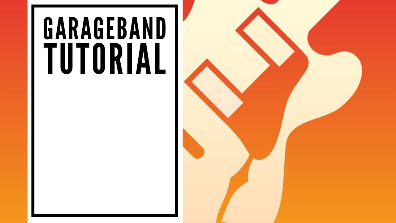 How Does Garageband For Ipad Work Tutorial For Beginners